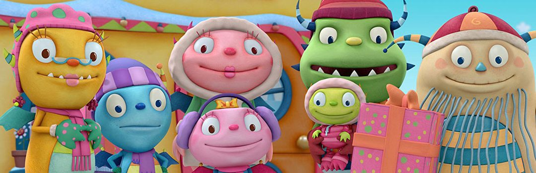 The Hugglemonsters - Disney Junior